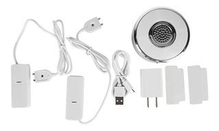Wifi - Detector De Fugas De Agua, Sumergida En Agua, Con Una