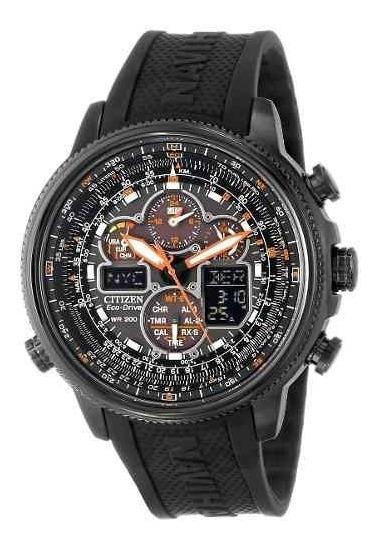 Relógio Citizen Jy8035-04e Jy8035 Navihawk A-t C. Perpetuo