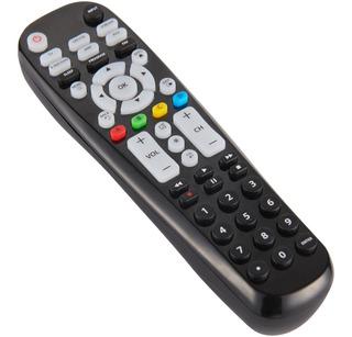 Control Remoto Blackweb Universal Tv Dvd 6 Dispositivos