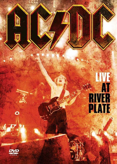 Dvd Ac-dc Live At River Plate En Stock Nuevo Musicanoba