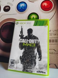 Call Of Duty Modern Warfare 3 Xbox 360 Físico Usado Original
