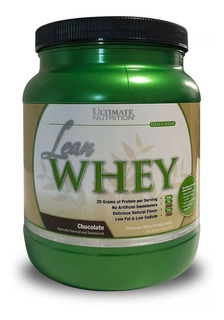 Lean Whey - Ultimate Nutrition (454g)