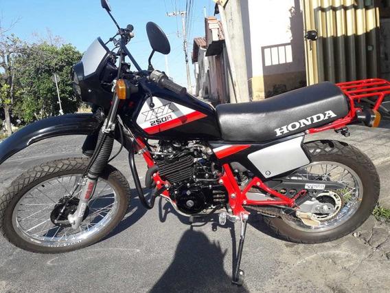 Honda Xlx Relíquia Antiga