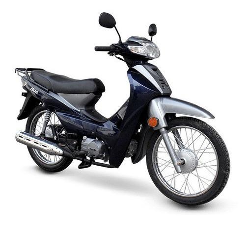 Zanella Due Classic 110cc - Motozuni La Plata