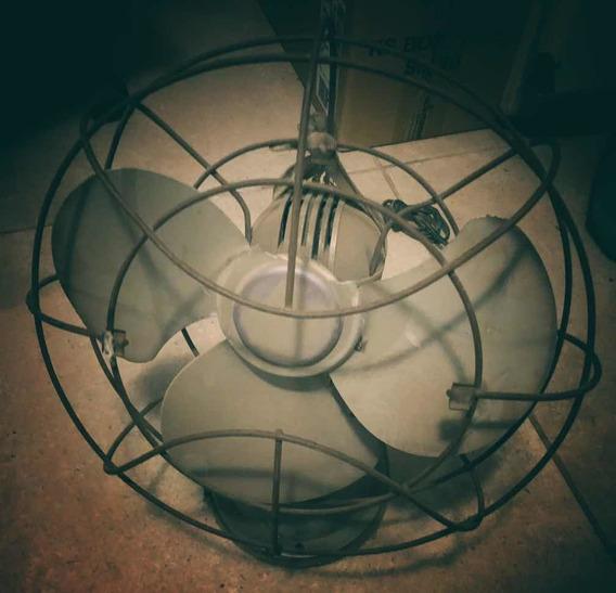 Ventilador Antiguo Vintage