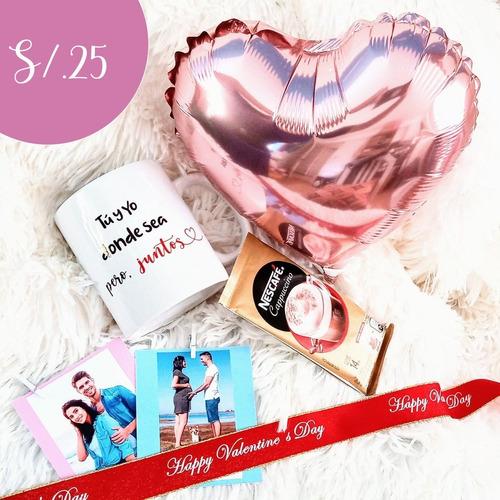 Box Regalo San Valentín Personalizado