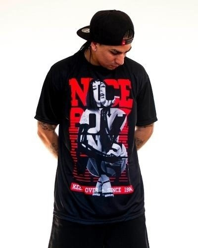 Remera Hombre Manga Corta Keel Over Darknight Niceboyz