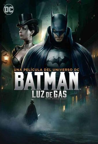 Imagen 1 de 1 de Dvd - Batman: Luz De Gas