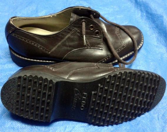 Zapato Niño In -ca Suela Febo N°28