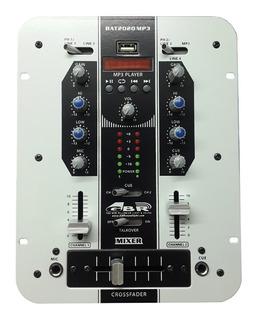 Consola Mixer Bat-2020 Gbr Usb