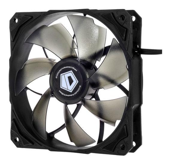 Fan Cooler 120mm 1600rpm 60cfm Antivibracion Molex Y 3 Pines