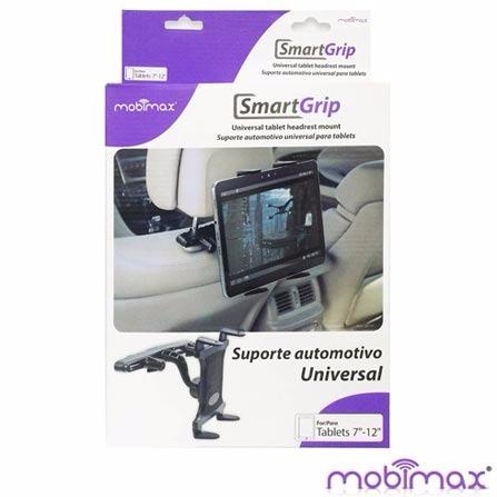 Suporte Automotivo Universal Tablets Smartgrip Mobimax