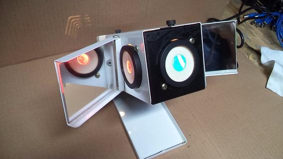 Projetor Multicolor Física E Óptica Com Fonte E Espelhos