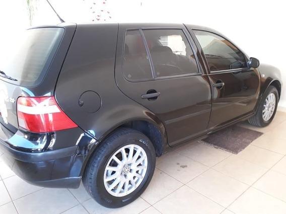 Volkswagen Golf 2.0 2004 Preto 5p