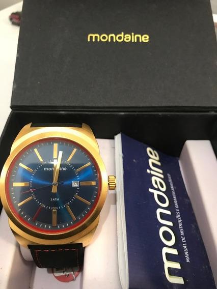 Relógio Mondaine Masculino- Promo 50% Off - Mod 76594gpmvdh1