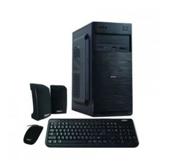 Computador Cpu Intel Core I3 2100 Ddr3 Hd 500gb + Wi Fi