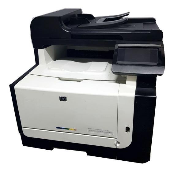 Multifuncional Hp Color Laserjet Cm1415fnw + 4 Toners Comp