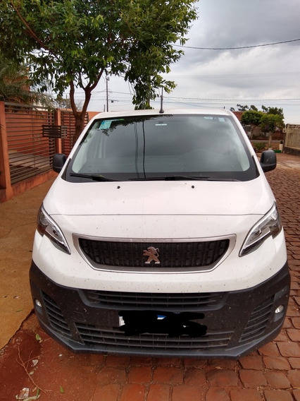 Peugeot Expert 2018 1.6 Hdi Business Pack Td Blue 5p