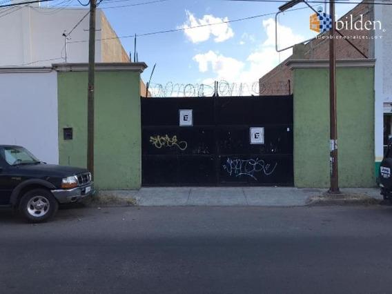 Terreno Comercial En Renta Victoria De Durango Centro