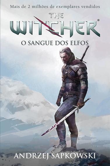 The Witcher Vol 03 O Sangue Dos Elfos Martin