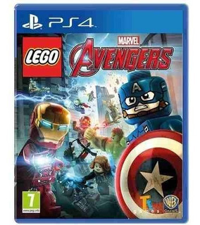 Juego Ps4 Lego Marvel Avengers