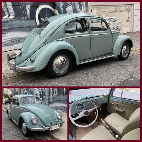 Volkswagen Fusca Alemao