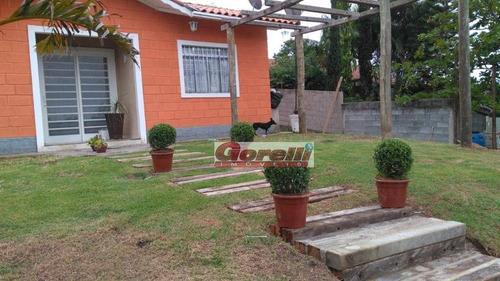 Imagem 1 de 22 de Chácara Com 2 Dormitórios À Venda, 1600 M² Por R$ 540.000,00 - Veraneio Irajá - Jacareí/sp - Ch0087