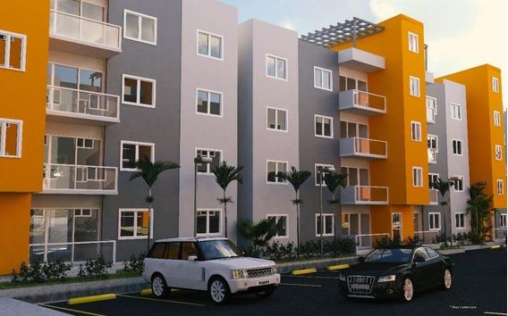 Proyecto De Apartamentos En El Km 13 De La Auto. Duarte