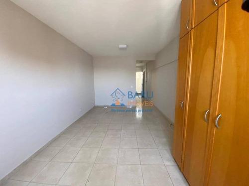 Apartamento Com 1 Dormitório Para Alugar, 30 M² Por R$ 1.400,00/mês - Santa Cecília - São Paulo/sp - Ap64008