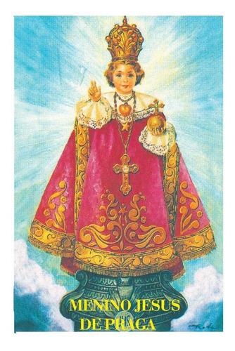 Milheiro Santinho Menino Jesus De Praga 1000 Un