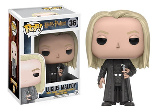 Funko Pop Harry Potter - Lucius 36- Daleplay
