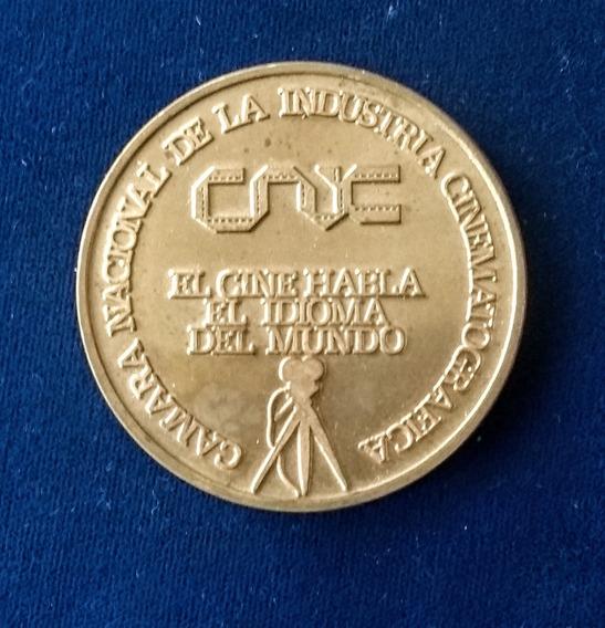 Medalla Centro Fílmico De México