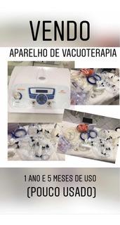 Aparelho Vacuoterapia Ultra Derm Control (tonederm)