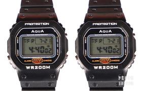 3 Relógio Aqua Gp 519 Lançamento Moderno Prova D