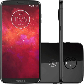 Motorola Moto Z3 Play 128gb Dual Chip Android Oreo - 8.0 Tel