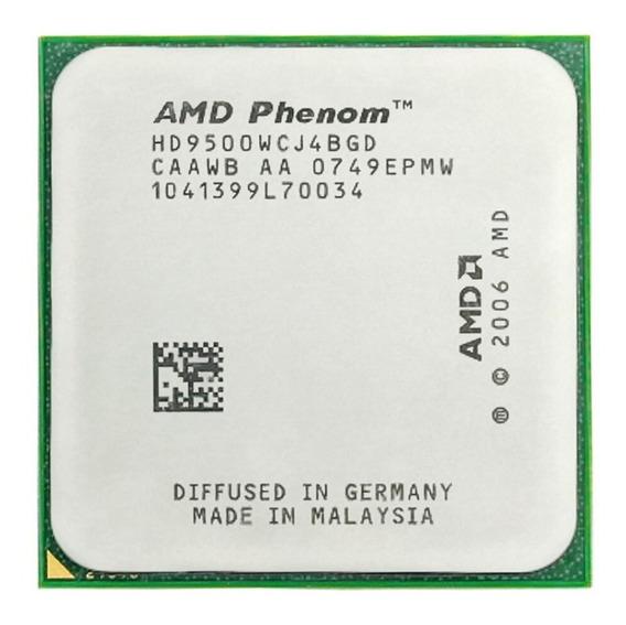 Amd Phenom X4 9500 Cpu Processador Quad-core (2.2 Ghz/2 M/95