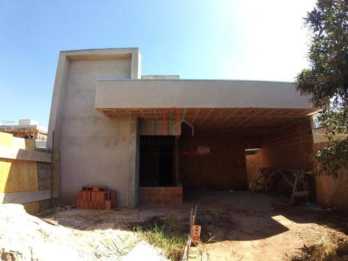 Imagem 1 de 30 de Casa À Venda Em Residencial Real Parque Sumaré - Ca000791