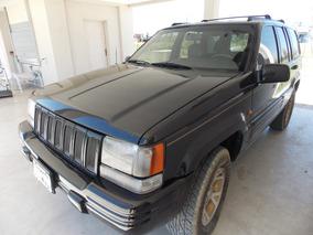 Jeep Grand Cherokee Limited V8 5.2 1998 Excelente