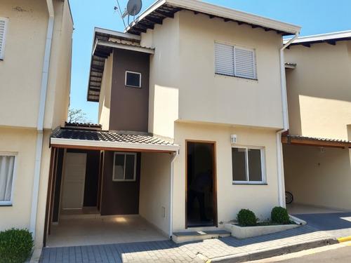 Atibaia Sp Casa 2 Dormis. Condomínio Ref. 058-ati-001