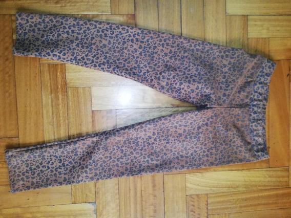 Calza Zara Girls Talla 8 128 Cm. Como Nueva!!