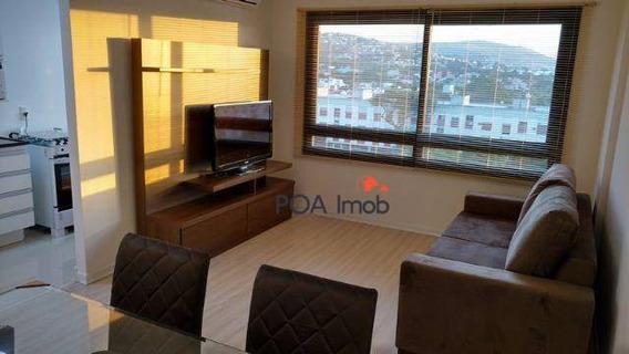 Apartamento No Nine, Bairro Jardim Botânico, Porto Alegre. - Ap2068