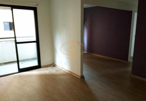 Apartamento  Com 2 Dormitório(s) Localizado(a) No Bairro Jabaquara Em São Paulo / São Paulo  - 6408