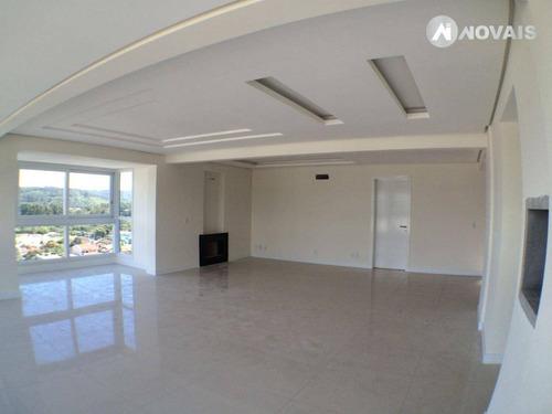 Imagem 1 de 13 de Apartamento À Venda, 157 M² Por R$ 1.053.169,00 - Centro - Estância Velha/rs - Ap0333
