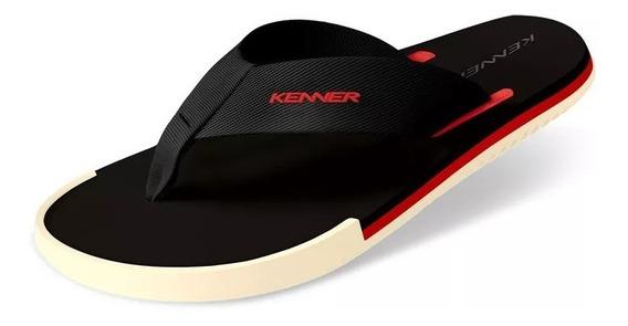 Chinelo Sandália Kenner Lançamento Kick S Line Original