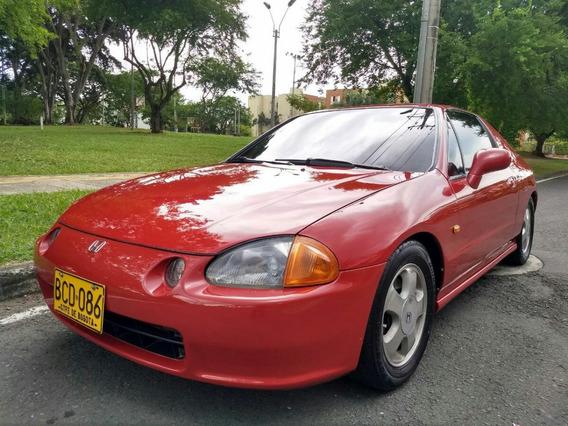 Honda Crx 1993
