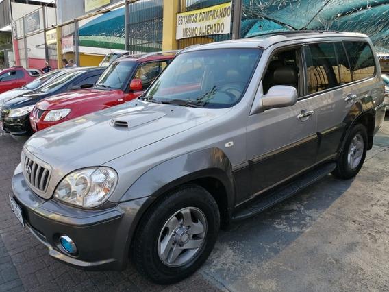 Hyundai - Terracan Gl 4x4 2.5 Diesel 2004