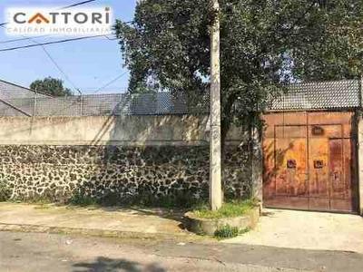 Renta Nave Industrial En Pedregal De San Nicolás, Tlalpan