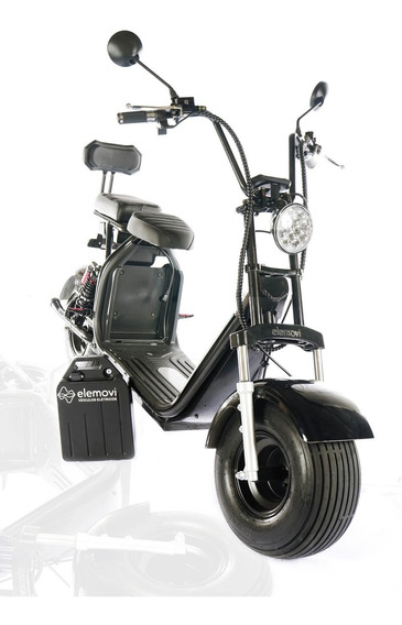 Scooter Moto Elétrica Hr4 1.500 Watts- Elemovi