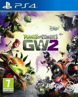 Juego Ps4 Plants Vs Zombies Garden Warfare 2