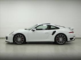 Porsche 911 Porsche 911 Turbo 6 Cilindros 3.8l Com 520cv Câm